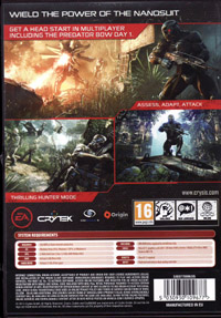 Crysis 3 (single player) (pc game review)