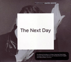 David Bowie - The Next Day (deluxe edition) (cd review)