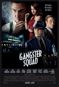 Gangster Squad [2013] (movie review)