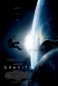 Gravity (3D) [2013] (movie review)