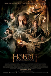 The Hobbit: The Desolation of Smaug (2D) [2013] (movie review)