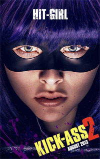 Kick-Ass 2 [2013] (movie review)