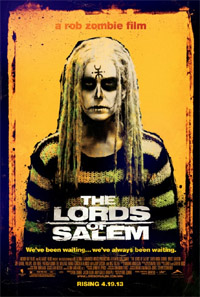 The Lords Of Salem [2012] (movie review)