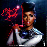 Janelle Monáe - Electric Lady (cd review)