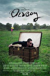 Oldboy [2013] (movie review)