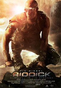 Riddick [2013] (movie review)