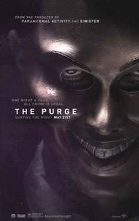 The Purge [2013] (movie review)