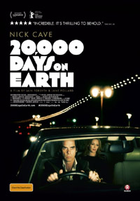 20,000 Days on Earth [2014] (movie review)