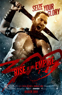 300: Rise of an Empire (3D) [2014] (movie review)