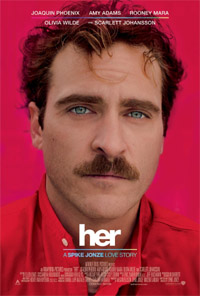 Her [2014] (movie review)