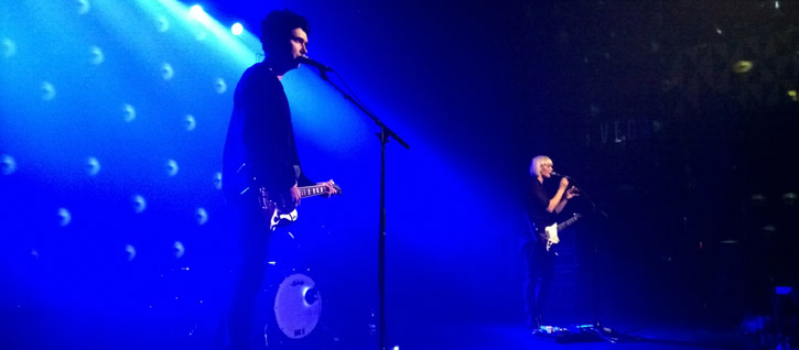 The Raveonettes - Vega, Copenhagen - Live - 2014-12-11 (concert review)