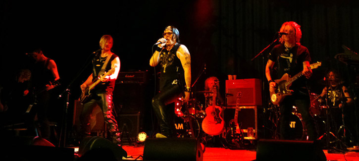 Adam Ant - Islington, London - 2014-11-20 + 21 (concert review)