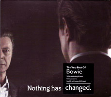 David Bowie - Nothing Has Changed (3CD) (cd review)