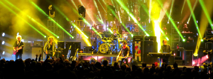 The Cure - Apollo Hammersmith, London - 2014-12-21 + 22 (concert review)