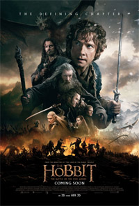 The Hobbit: The Battle of the Five Armies (2D) [2014] (movie review)
