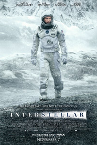 Interstellar [2014] (movie review)