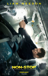 Non-Stop [2014] (movie review)