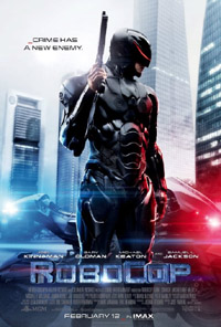 RoboCop [2014] (movie review)