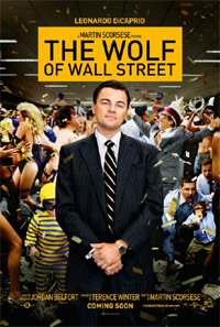 The Wolf Of Wall Street [2013] (movie review)