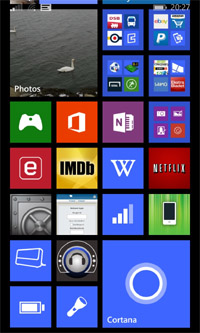 Windows Phone 8.1 - Developer Preview. (KP's first thoughts.) (tech comment)