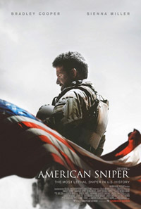 American Sniper [2015] (movie review)