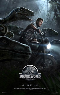 Jurassic World (2D) [2015] (movie review)