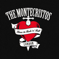 The Montecristos - Born to Rock 'n' Roll (cd/vinyl review)