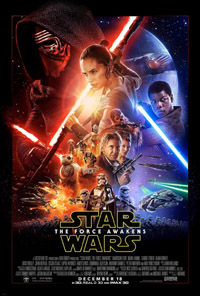 Star Wars Episode VII: The Force Awakens (2D) [2015] (movie review)