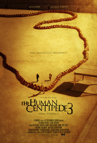 The Human Centipede 3 (Final Sequence) [2015] (movie review)