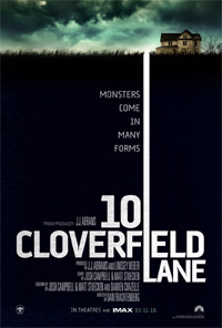 10 Cloverfield Lane [2016] (movie review)