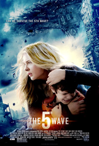 The 5th Wave [2016] (movie review)