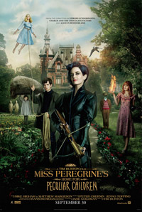 Miss Peregrine's Home for Peculiar Children (2D) [2016] (movie review)