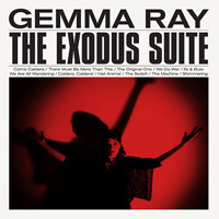 Gemma Ray : ´The Exodus Suite´ (cd review)