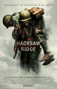 Hacksaw Ridge [2016] (movie review)
