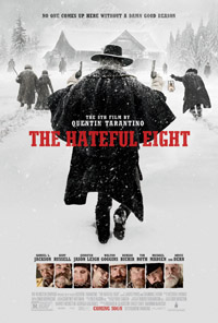 The Hateful Eight [2016] (70 mm) (movie review)