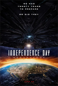 Independence Day: Resurgence (2D) [2016] (movie review)