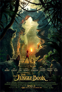 The Jungle Book (2D) [2016] (movie review)