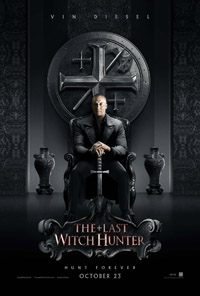 The Last Witch Hunter [2015] (movie review)