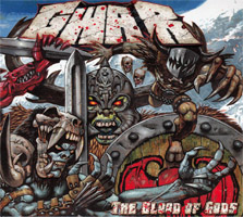GWAR : ´The Blood of Gods´ (cd review)