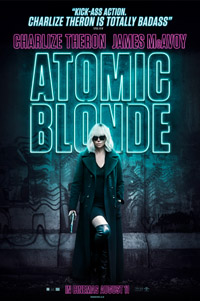 Atomic Blonde (2D) [2017] (movie review)
