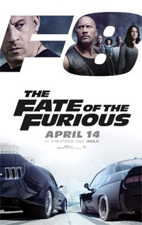 The Fate of the Furious (2D) [2017] (movie review)