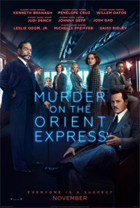 Murder on the Orient Express [2017] (70 mm) (movie review)