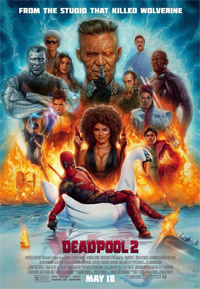 Deadpool 2 (2D) [2018] (movie review)