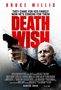 Death Wish [2018] (movie review)