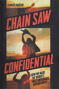 "Gunnar Hansen : ""Chain Saw Confidential"" (book review)"