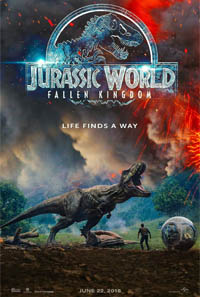 Jurassic World: Fallen Kingdom (3D) [2018] (movie review)