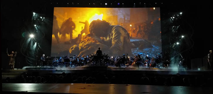 Game of Thrones: Concert - Djawadi - Copenhagen - 2018-06-01 (concert review)