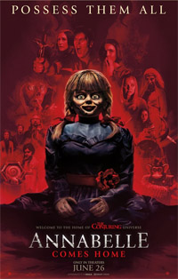 Annabelle Comes Home (2019) (movie review)