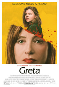 Greta (aka Stalker) [2019] (movie review)