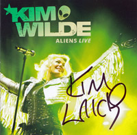 Kim Wilde - Aliens Live (2018) (cd/vinyl review)